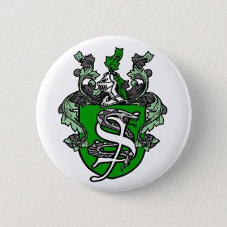 Badge Rond 5 Cm Crête de serpent - bouton