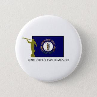 BADGE ROND 5 CM CTR DE LA MISSION LDS DU KENTUCKY LOUISVILLE