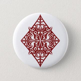 Badge Rond 5 Cm diamant