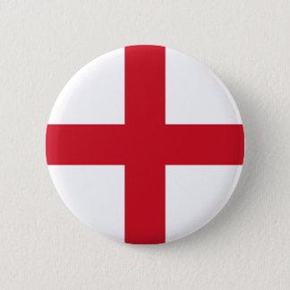 Badge Rond 5 Cm Drapeau anglais
