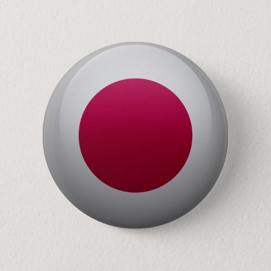 Badge Rond 5 Cm Drapeau du Japon