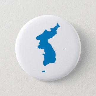 Badge Rond 5 Cm Drapeau socialiste communiste d'unification