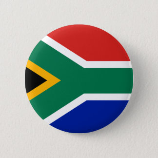 Badge Rond 5 Cm Drapeau sud-africain