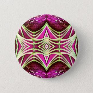 Badge Rond 5 Cm Éloge psychédélique de festival