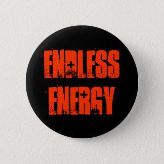 Badge Rond 5 Cm Énergie sans fin