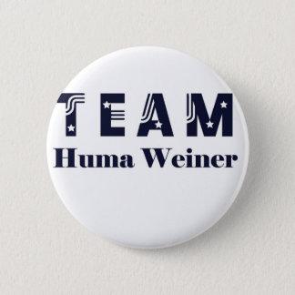 Badge Rond 5 Cm ÉQUIPE Huma Weiner
