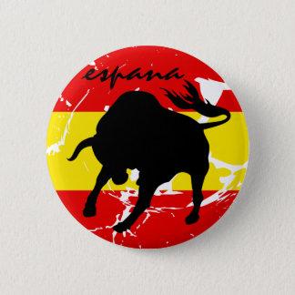 Badge Rond 5 Cm Espana