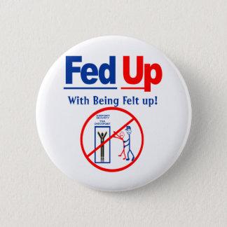 Badge Rond 5 Cm Fed avec être senti !