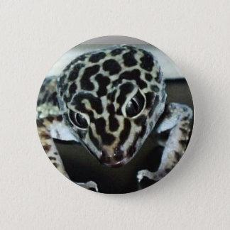 Badge Rond 5 Cm Gecko de Lepard
