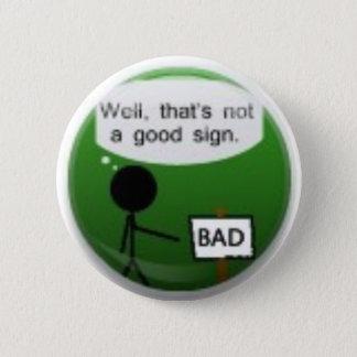 Badge Rond 5 Cm goodsign de bouton