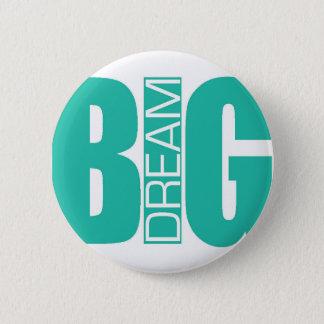 "Badge Rond 5 Cm Grand"" bouton ""rêveur"