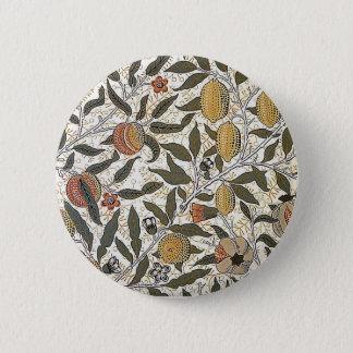 Badge Rond 5 Cm Grenade vintage de William Morris