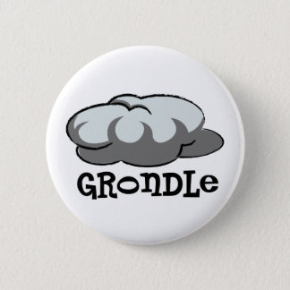 Badge Rond 5 Cm grondle_cloud