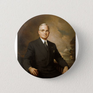 Badge Rond 5 Cm Harry Truman