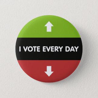 Badge Rond 5 Cm Imgur - vote d'I chaque jour