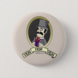 Badge Rond 5 Cm Insigne de Veni