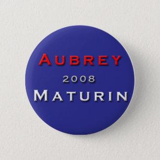 Badge Rond 5 Cm Jack Aubrey pour le président !