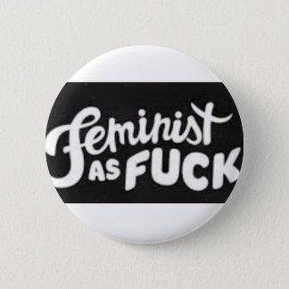 Badge Rond 5 Cm j'aime le féminisme