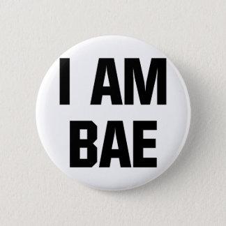 Badge Rond 5 Cm Je suis Bae