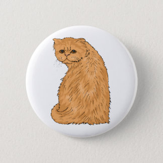 Badge Rond 5 Cm Joli Kitty