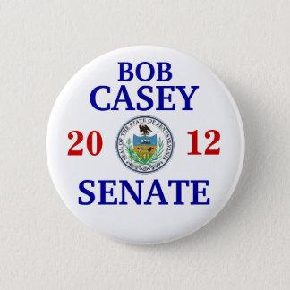 Badge Rond 5 Cm JR de Bob Casey POUR le SÉNAT
