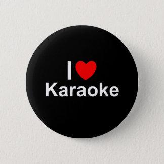 Badge Rond 5 Cm Karaoke