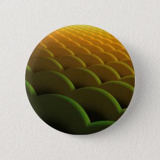 Badge Rond 5 Cm La fractale mesure le bouton
