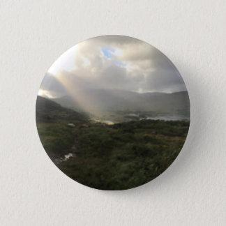 Badge Rond 5 Cm L'anneau de Kerry
