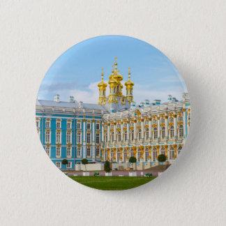 Badge Rond 5 Cm Le grand palais Tsarskoye Selo de Catherine