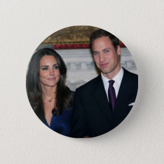 Badge Rond 5 Cm Le mariage royal