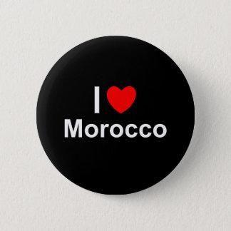 Badge Rond 5 Cm Le Maroc