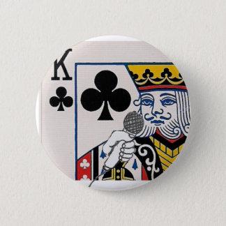 Badge Rond 5 Cm Le roi
