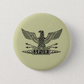 Badge Rond 5 Cm Légion Eagle