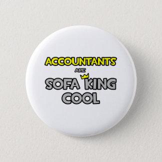 Badge Rond 5 Cm Les comptables sont le Roi Cool de sofa