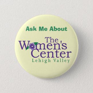Badge Rond 5 Cm Les femmes centrales