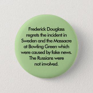 Badge Rond 5 Cm Les Russes n'étaient pas impliqués