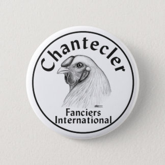 Badge Rond 5 Cm Logo de Fanciers de Chantecler