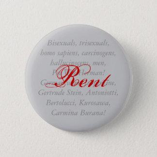 Badge Rond 5 Cm Loyer