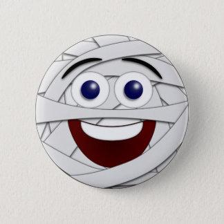 Badge Rond 5 Cm Maman souriante riante