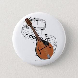 Badge Rond 5 Cm Mandoline