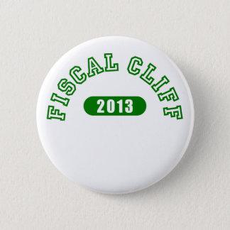 Badge Rond 5 Cm Marchandises commémoratives de falaise fiscale