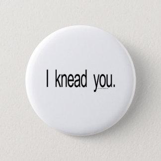 Badge Rond 5 Cm Massage - je vous malaxe