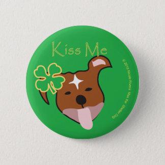 Badge Rond 5 Cm | maximum m'embrassent norme, bouton rond de pouce