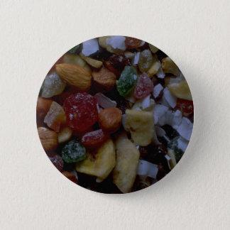 Badge Rond 5 Cm Mélange tropical