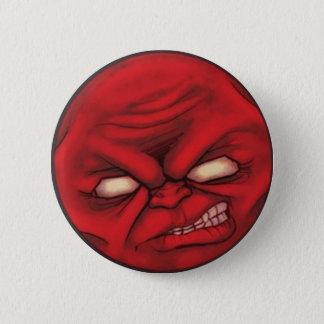 Badge Rond 5 Cm MoodBadge - RAGE !