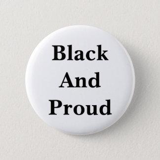 Badge Rond 5 Cm Mots noirs sur un arrière - plan blanc--la manière
