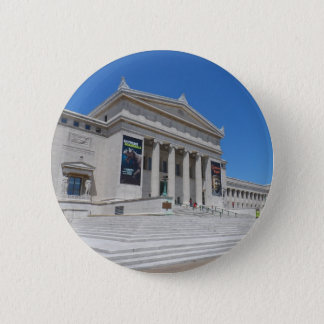 Badge Rond 5 Cm Musée de champ de Chicago