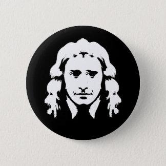 Badge Rond 5 Cm Newton de sourire