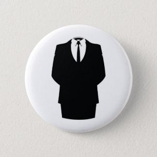 Badge Rond 5 Cm ops #anonymous