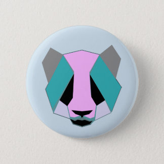 Badge Rond 5 Cm Ours panda